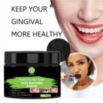 Charcoal Teeth Powder Label 3