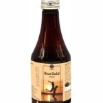 IKVA GOLD SYRUP 200ML 2